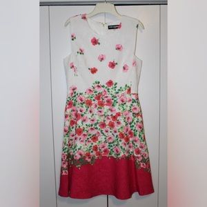 Karl Lagerfeld Paris Spring Dress